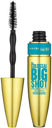 Maybelline Colossal Big Shot Waterproof Mascara Black 9.5ml