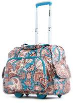 Olympia Luggage, Deluxe 15-inch Laptop Wheeled Overnight Travel Bag