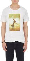 "Frame Men's ""Bronco Tee 6"" Cotton T-Shirt"