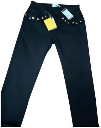 Fendi Black Denim - Jeans Jeans