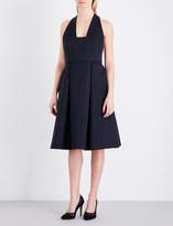Claudie Pierlot Roze satin dress