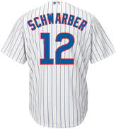 Majestic Men's Chicago Cubs Kyle Schwarber Cool Base Replica Jersey