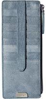Lodis Gij n Credit Card Case w/ ZIpper Pocket Credit card Wallet
