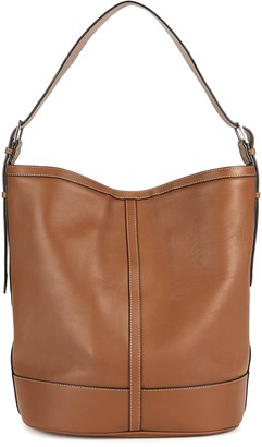 Hunting Season The Hobo brown leather tote