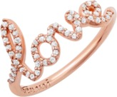 Avanessi Diamond Love Ring