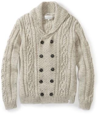 Peregrine Knitted Aran Coat Skiddaw