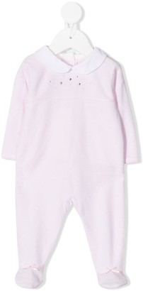 Absorba Long-Sleeved Fitted Romper