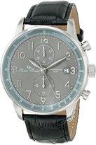 Lucien Piccard Men's LP-10503-014-BK Montilla Analog Display Japanese Quartz Watch