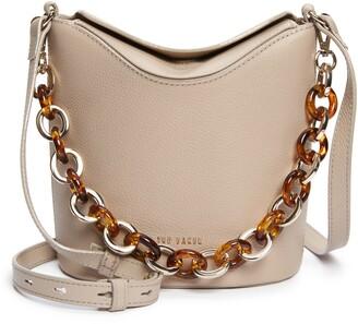 Ted Baker Brookk Leather Bucket Bag