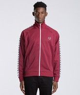 Fred Perry Laurel Tape Track Top