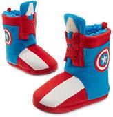 Disney Captain America Deluxe Slippers for Kids