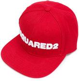 DSQUARED2 logo baseball cap - men - Acrylic - One Size