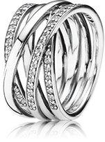 Pandora Entwined Ring 190919CZ-50