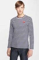 Comme des Garcons Men's Stripe T-Shirt