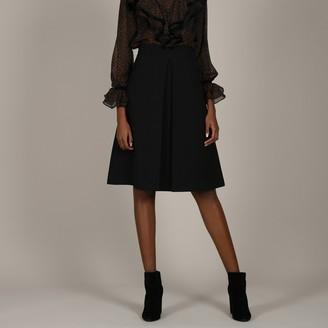 Molly Bracken Mid-Length Flared Skirt