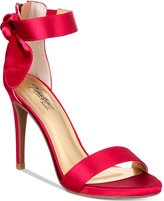 Thalia Sodi Raee Evening Sandals, Created For Macy's