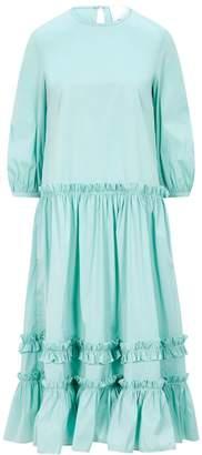 Wilma In.No Mint Midi Dress