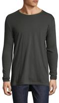 Zanerobe Striped Flintock High-Low T-Shirt