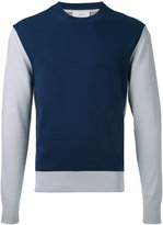 Cerruti block panel jumper