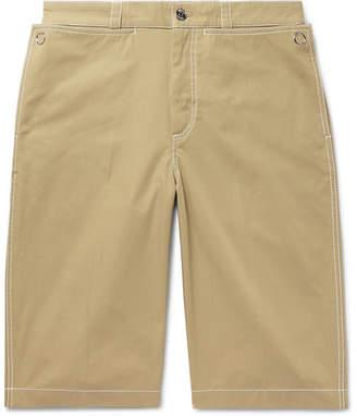 Burberry Cotton-Twill Bermuda Shorts