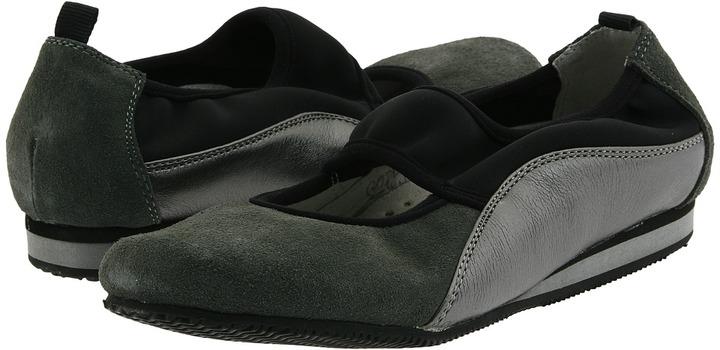 Enzo Gothaa (Toddler/Little Kid/Big Kid) (Grey) - Footwear