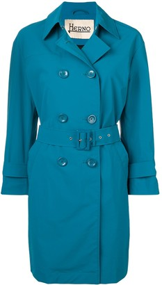 Herno Mid-Length Trenchcoat