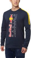 Puma Red Bull Racing Logo Long Sleeve T-Shirt