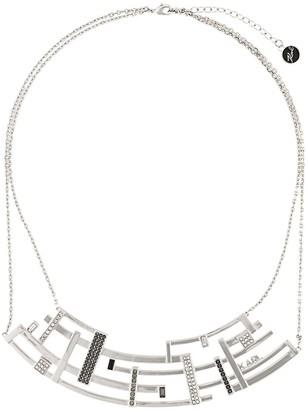 Karl Lagerfeld Paris K/Boucle Collar Necklace