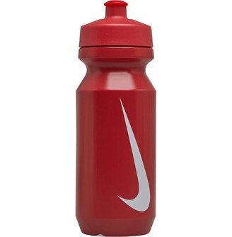 Nike Big Mouth Water Bottle Sport Red/Sport Red/White