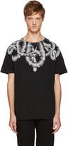 Marcelo Burlon County of Milan Black Aconcagua T-Shirt
