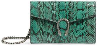 Gucci Mini Leather Dionysus Shoulder Bag
