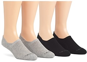 Calvin Klein Ankle Socks, Pack of 4 - 100% Exclusive