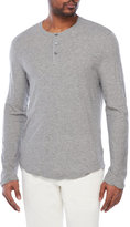 James Perse Jersey Knit Henley