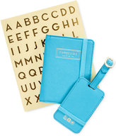 Flight 001 Passport and Luggage Tag Set
