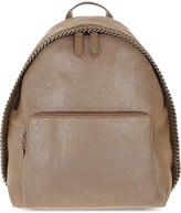 Stella McCartney Falabella mini faux-suede backpack