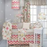 Glenna Jean 4Pc Set (Includes quilt, bumper, dot sheet and crib skirt)