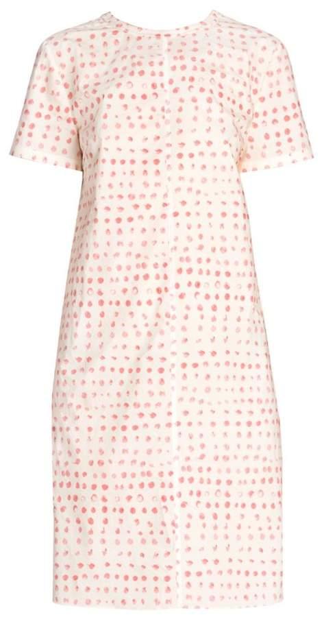 Marni Polka Dot Shift Dress