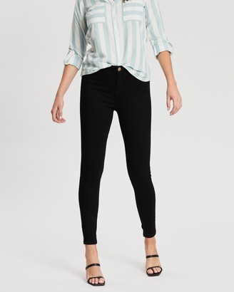 Dorothy Perkins Regular Length Shape And Lift Jeans