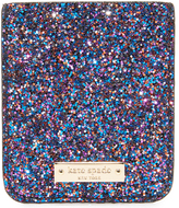 Kate Spade Chunky Glitter Phone Pocket