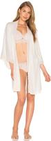 Eberjey June Lace Kimono Robe