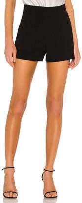 Alice + Olivia Donald High Waist Shorts