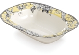 222 Fifth Adelaide Yellow Vegetable Bowl