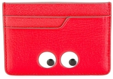 Anya Hindmarch Eyes Card Case - Red