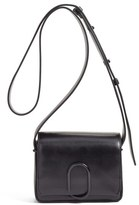 3.1 Phillip Lim 'Mini Alix' Leather Shoulder Bag - Black