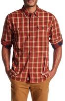 Timberland Plaid Long Sleeve Regular Fit Shirt
