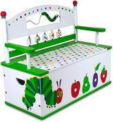 Levels of Discovery Very Hungry Caterpillar Bench with Storage