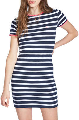 Jack Wills Harlech Stripe Ringer Dress
