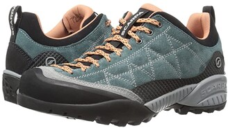 Scarpa Zen Pro (Nile Blue/Salmon) Women's Shoes