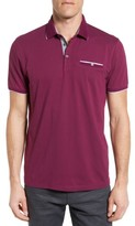 Ted Baker Men's Derry Modern Slim Fit Polo