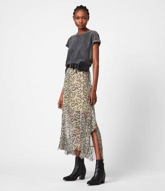 AllSaints Mena Stanza Skirt